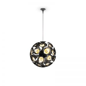 Botti 32 pendant Black Nickel Plated
