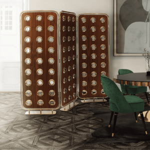 Monocles screen living room ambience